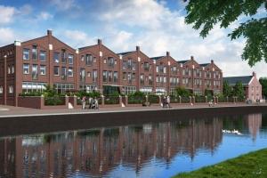 Oostpoort fase 1 - Keuringsdienst voor Wonen