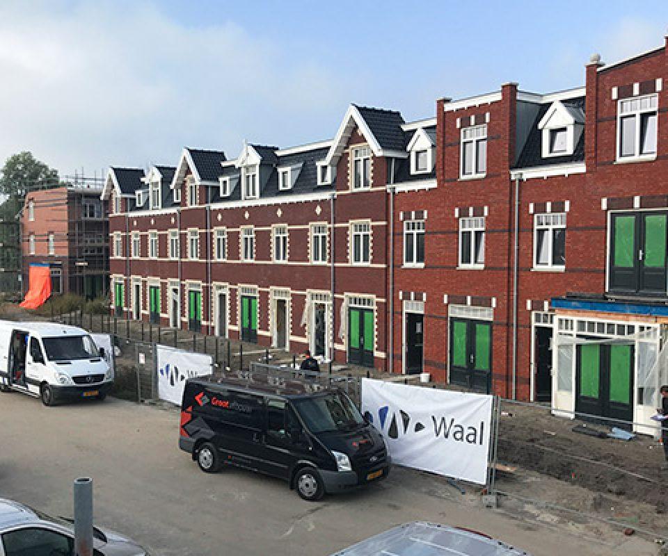 Oplevering Nieuwbouwwoning